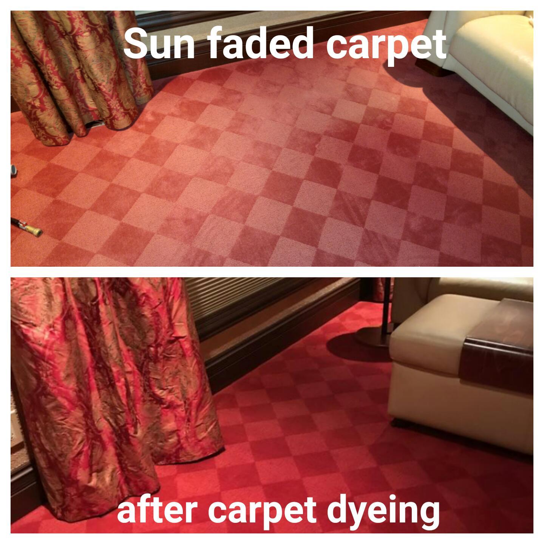 carpet dyeing thousand oaks