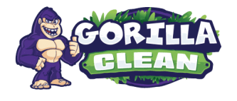 (805) 910-7066 Gorilla Carpet Cleaning Experts-We Care About Our Customers! Sticky Logo